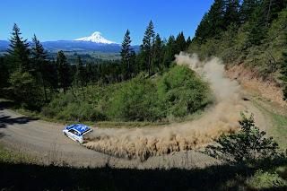 Mount Hood - Saturday, May 4th. (PRNewsFoto/Subaru of America, Inc.)