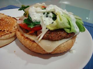 kebab hamburguesa especias