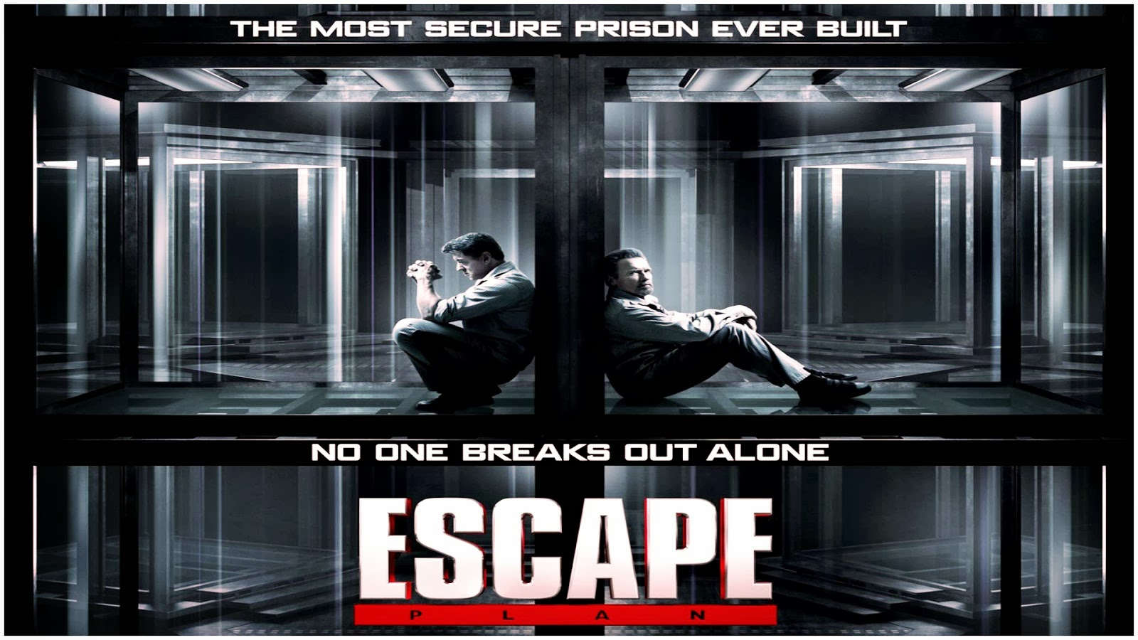 The monitor escape from the engine room for Escape room design