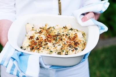 Artichoke & parmesan gratin Recipe
