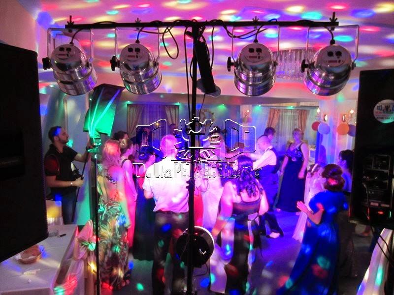 Nunta la Casa Pedro alaturi de DJ Cristian Niculici - 7
