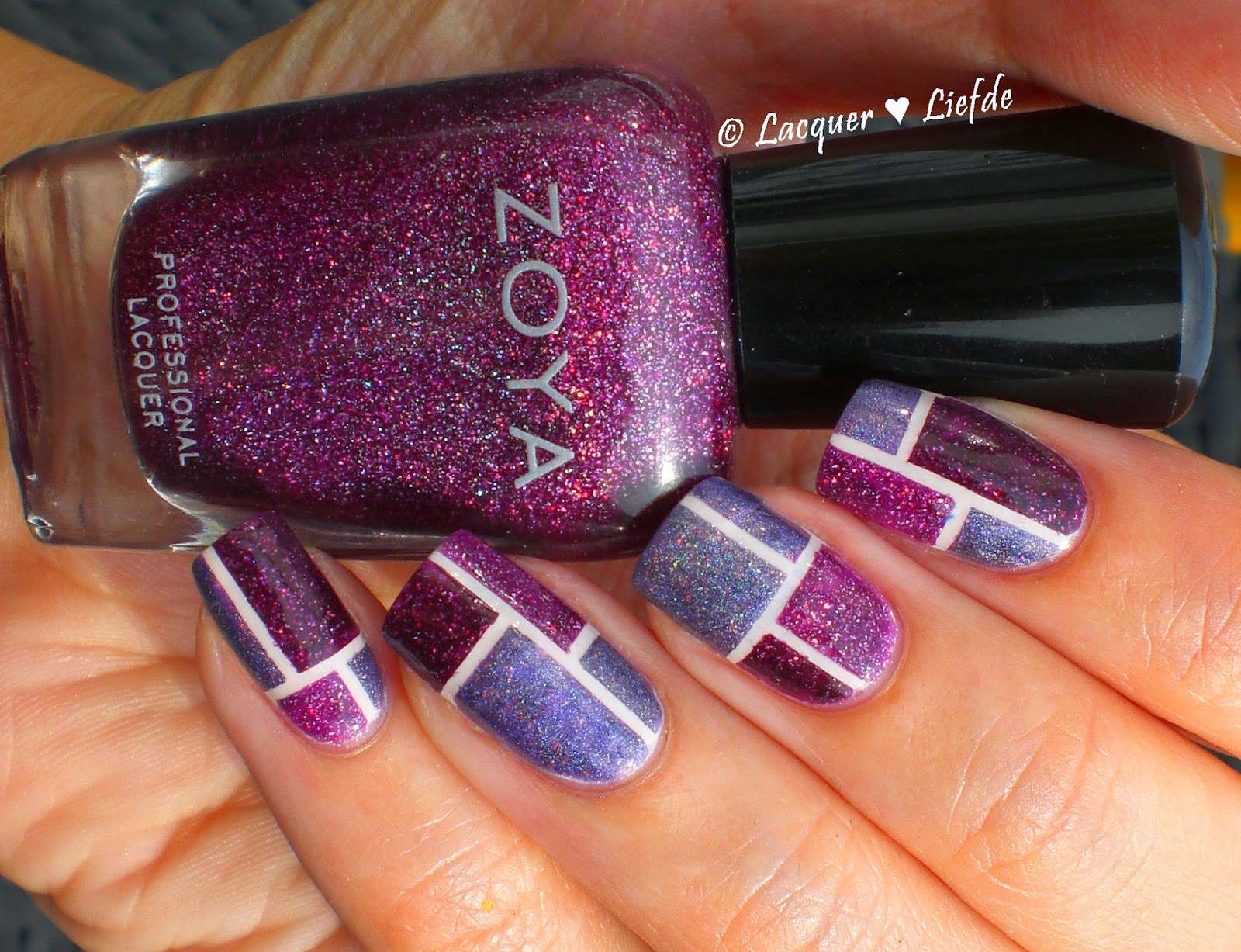 Zoya Scattered Holo