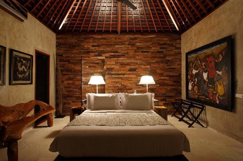 THE PURIST VILLAS AND SPA UBUD  BEDROOM