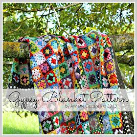Gypsy Granny Blanket Pattern