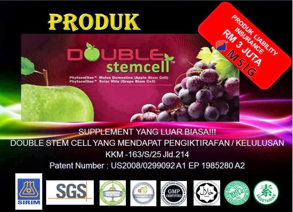 PhytoCell Double Stem Cell.
