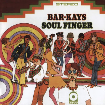 Bar-Kays - Soul Finger 1967 (USA, Instrumental R&B-Soul)
