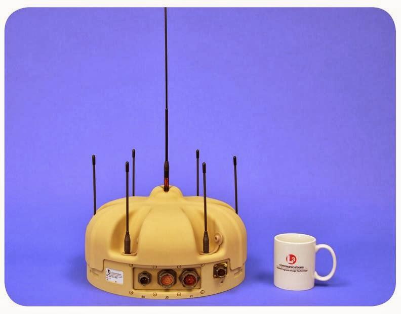 Антенная головка ОВЧ/УВЧ диапазонов DF-90A