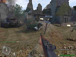 Call of Duty 1 PC Game Full Version