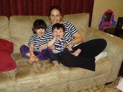 Share the Love: Striped Shirts  Mommy/Me or Kids Matching Shirts Review/GIVEAWAY!