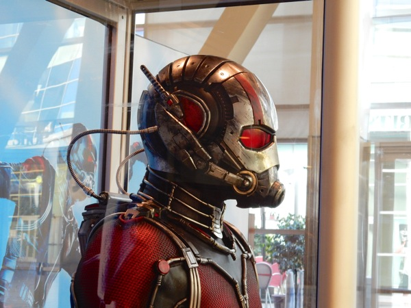 Ant-Man movie costume helmet