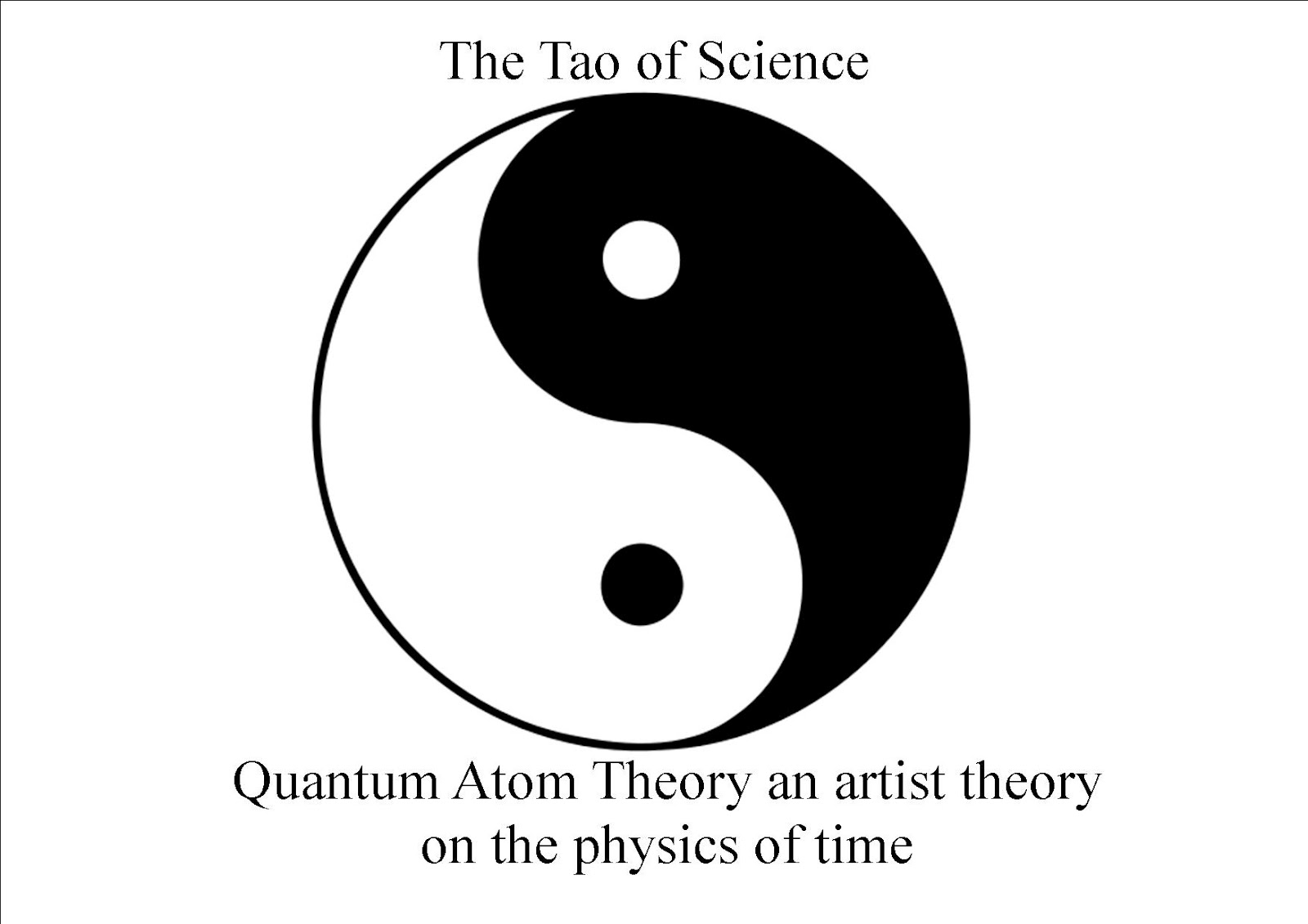Quantum art and poetry the tao of science quantum atom theory in taoism there is a dynamic interplay between the polar opposites of yin and yang there is also a belief that any pair of opposites is dynamically linked buycottarizona Images