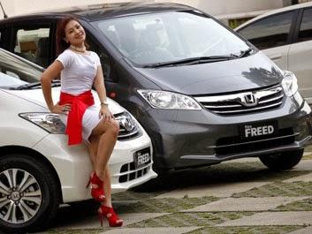Kredit Honda Freed Bandung