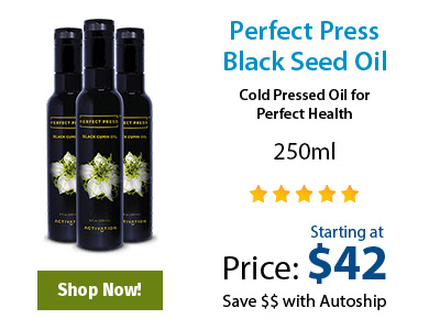 BLACK CUMIN SEED OIL BY PERFECT PRESS