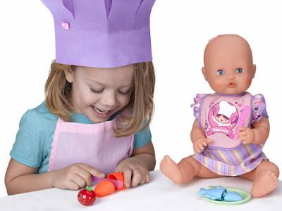 TOYS : JUGUETES - NENUCO - Chef de bebés  Producto Oficial 2015 | Famosa 700012386 | A partir de 3 años  Comprar en Amazon España