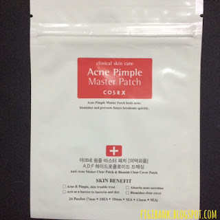 COSRX Acne Pimple Master Patch front of packaging