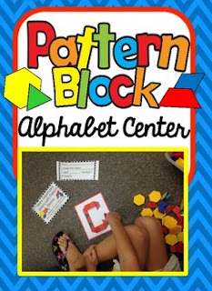 https://www.teacherspayteachers.com/Product/Alphabet-Center-Pattern-Blocks-Freebie-2103720