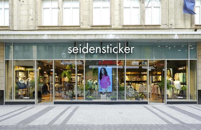 Seidensticker Store-Opening in Köln, Seidensticker Shop Breite Straße Köln