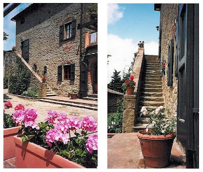 Tuscan vacation accommodation handicapped accessibility