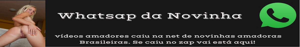 Whatsap da Novinha