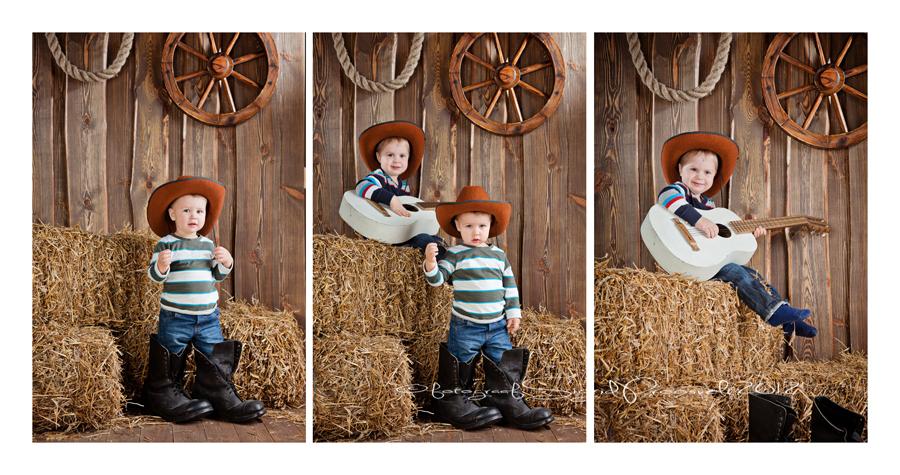 poisid-kauboid-lapsed-pildistamas