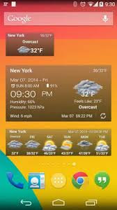 Weather & Clock Widget Full v3.0.1.2 APK Android