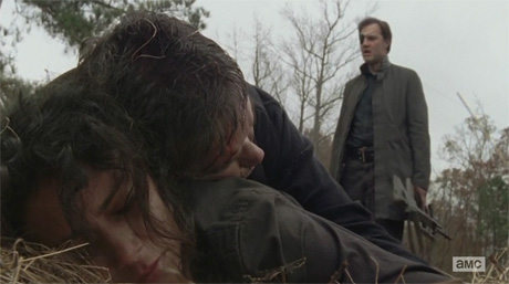 Crítica del capitulo final de la tercera temporada de The Walking Dead (The Walking Dead 3x16 - Welcome to the tombs)
