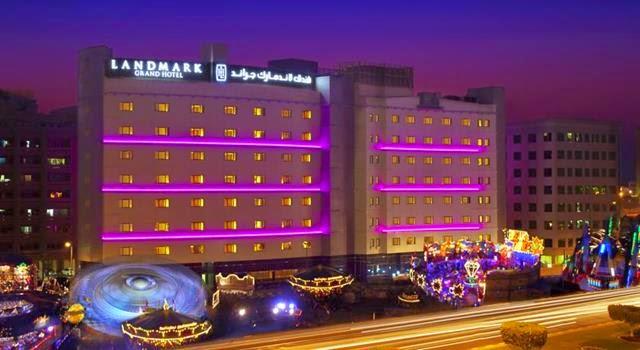 Palm Beach Resort & Landmark Grand Hotel Luxury Deal