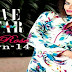 Five Star LaRose Lawn Collection 2014   Floral Printed La-Rose Summer Dresses by Five Star