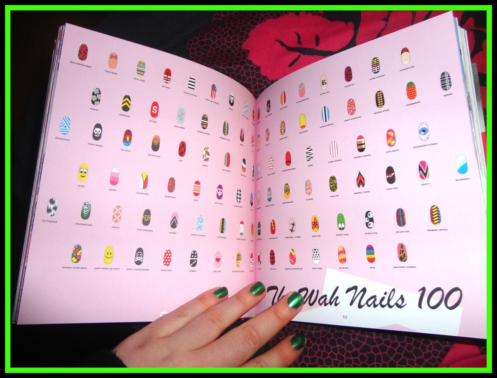 The Wah Book of Nail Art