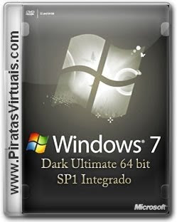 Lançamentos 2012 Downloads Download Windows 7 Dark Ultimate SP1 – 64 bits