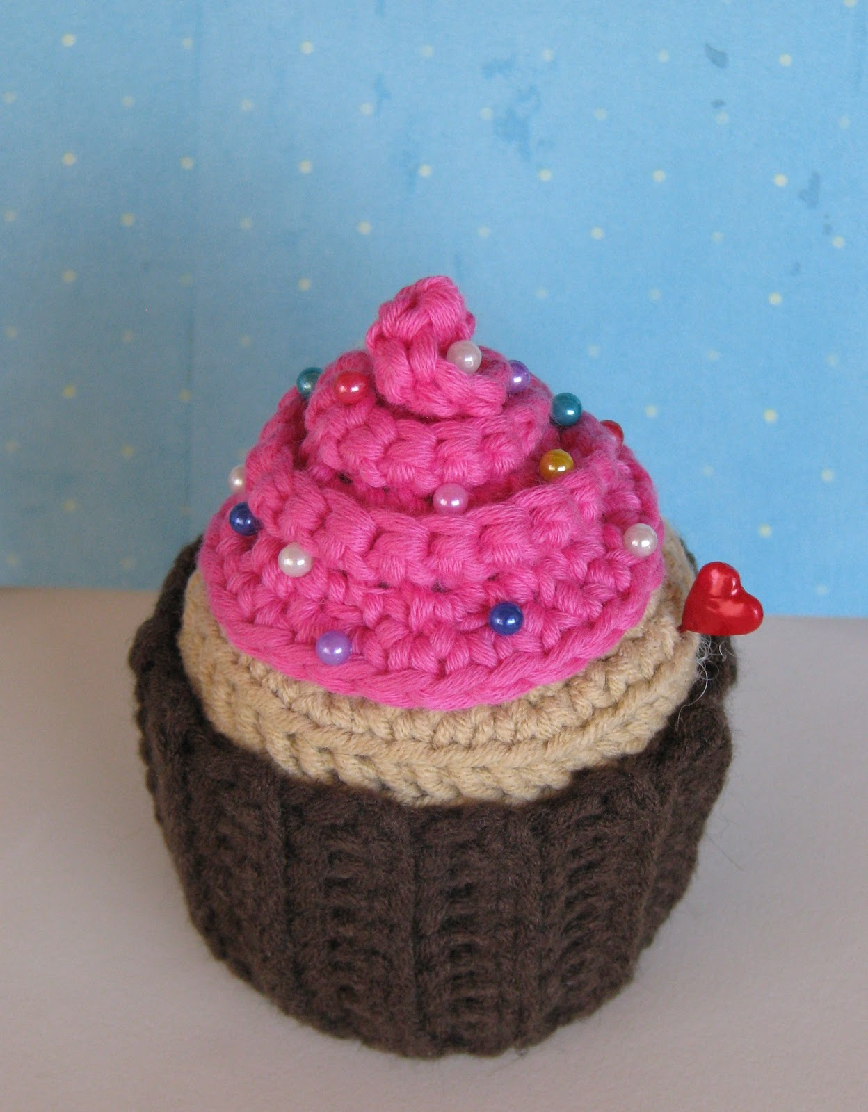 CAKE CROCHET FREE PATTERN – Crochet Patterns