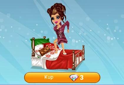 Animka 2. Jumping On Bed . Koszt 3 diamonds