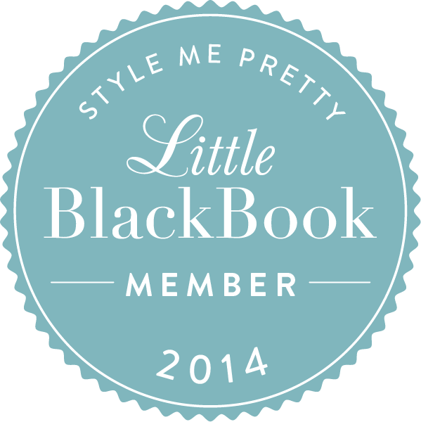Member of Style Me Pretty's Little Black Book