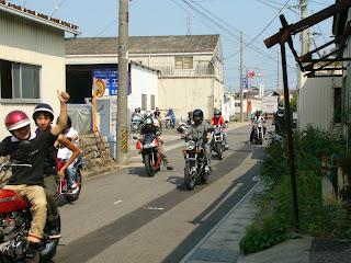 バイクであいたいパレード2012