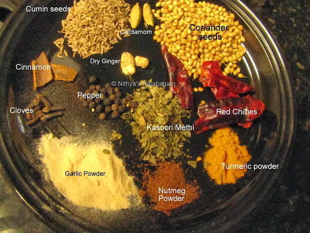 1 Tandoori Masala Powder