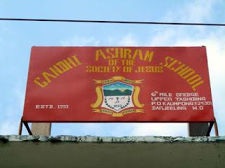 Gandhi Ashram School, Kalimpong
