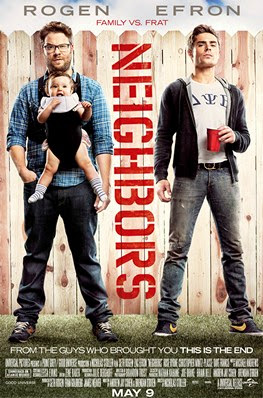 Neighbors (BRRip FULL HD Latino / Inglés) (2014)