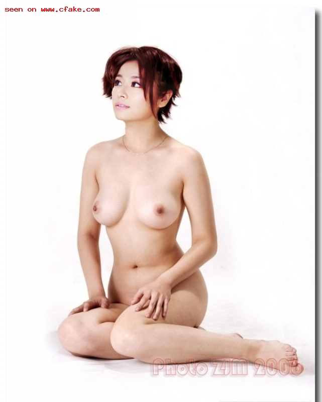 naked Ruby lin