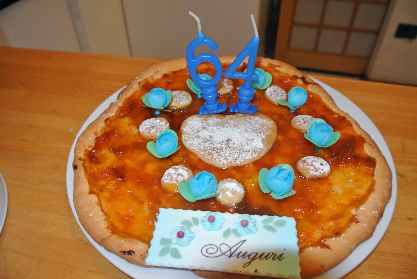 Crostata di compleanno!!!