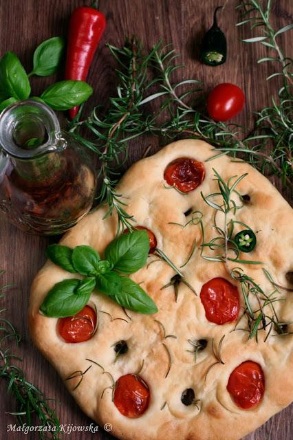 włoskie pieczywo