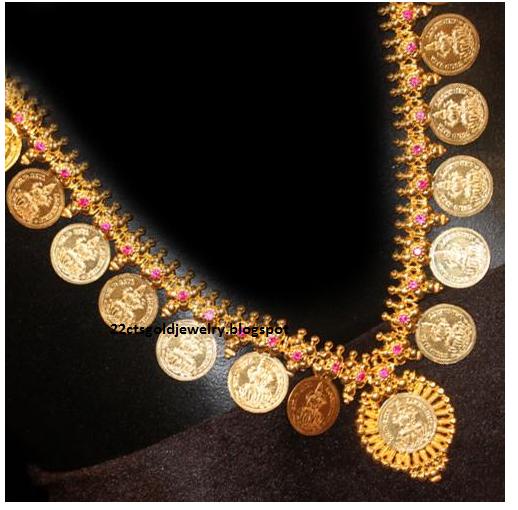 gold jewellery designs malabar designs lakshmi kasu mala