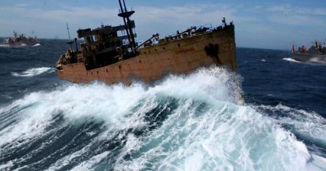 Misteri kembalinya Cotopaxi setelah 90 tahun hilang di Segitiga Bermuda