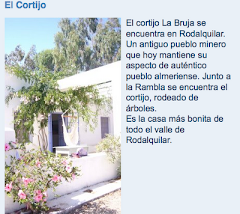 RODALQUILAR (ALMERÍA): El cortijo de La Bruja