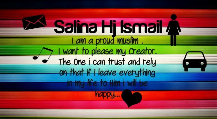 Salina Hj Ismail 's Blog