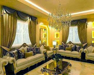 Formal Interior Design Style Living Room