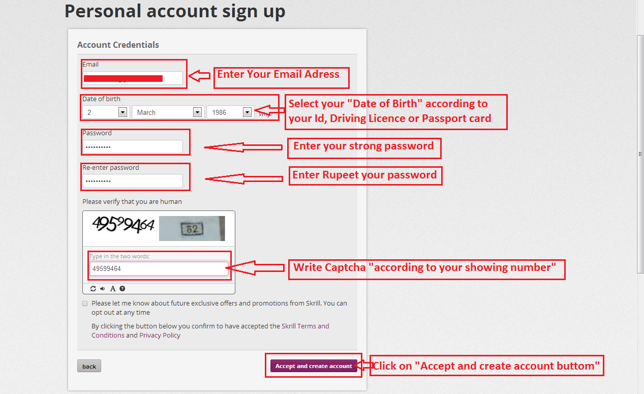create skrill account