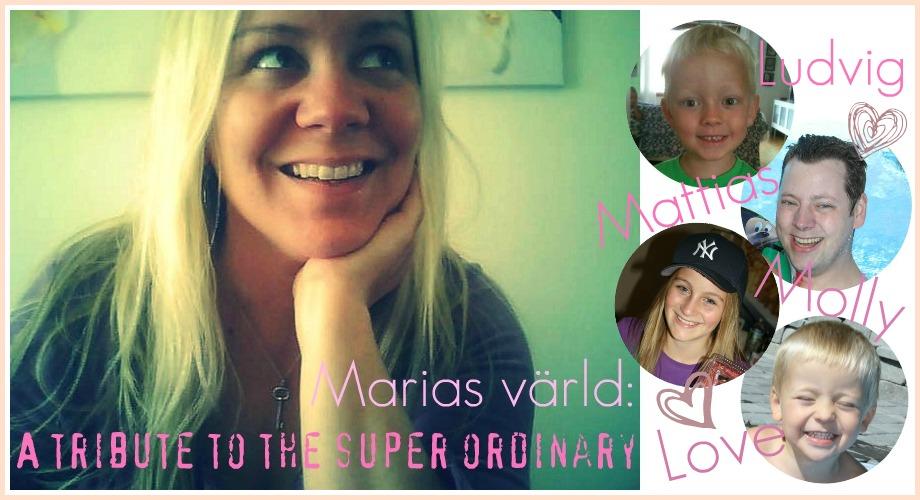 Marias värld