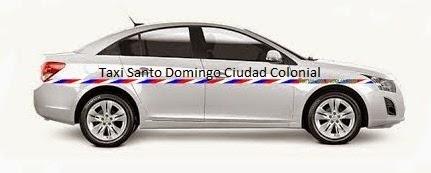 Taxi Santo Domingo Ciudad Colonial