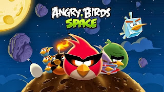 Angry Birds Space FLASH GAME