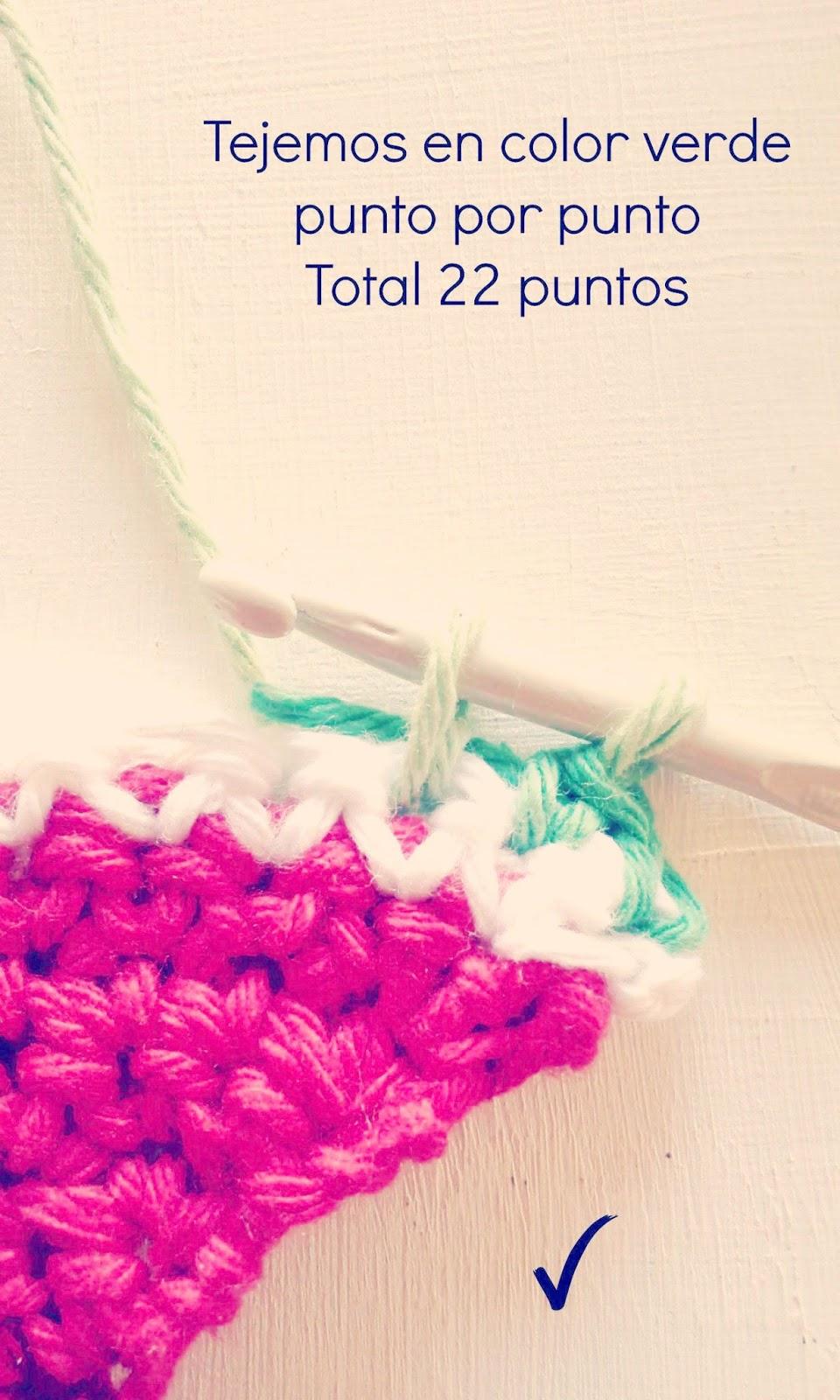Sandia Crochet / Muy Gaby